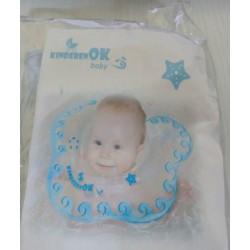 Круг для купания младенцев, с пупсиками BABY, Капля цвет прозр