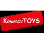 Деревянные игрушки, КомаровТойс