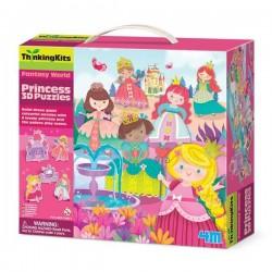 3D-пазл 4M Принцессы (00-04718)