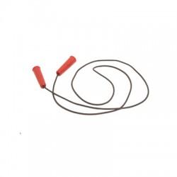 Скакалка  резин. для взрослых, 2.5м, ЦЕНА ЗА УП., В УП. 10ШТ, ТМ Технок, Украина