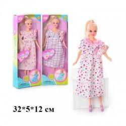 Кукла Defa 3 вида, беременная, в кор. 32*12*5см.,