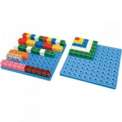 Доска для набора Соедини кубики 1017CR Gigo (1163)