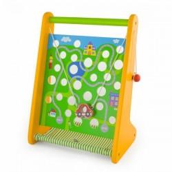 Деревянная игра Viga Toys Машинка в пути (50664)
