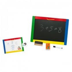 Доска Viga Toys магнитно-маркерная (56203)