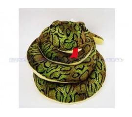 Мягкая игрушка Змея мягкая, диам. 37см