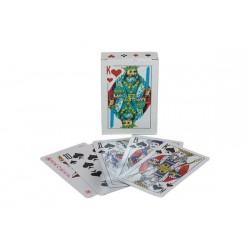 Карты игральные Король, 54шт., ЦЕНА ЗА УП., В УП.29*3.5*9см.  10ШТ