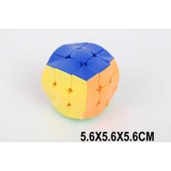Кубик Рубика, в пак. 6*6*6см