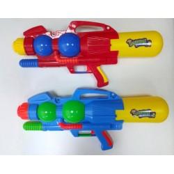 Водный пистолет с насосом, пак. 54*25см