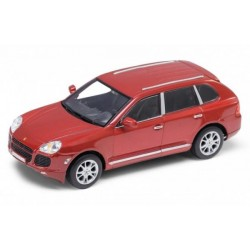 Машина Welly, PORSCHE CAYENNE TURBO, метал., масштаб 1:24, в кор. 23*11*10см