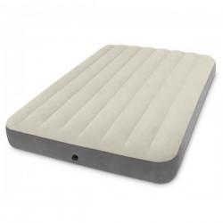 Велюр кровать 137 х191 х25 см