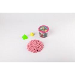 """Кинетический песок """"Kid Sand"""", микс цветов, 350г, в ведре 8*7см"""