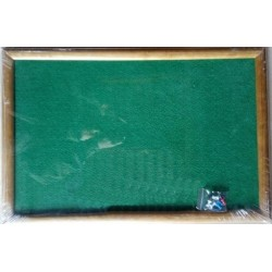 Доска волокнистая зеленая, 40*60см, ТМ Desicor