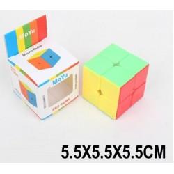 Кубик Рубика 2*2 в кор. 5,5*5,5*5,5см