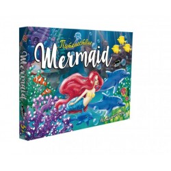 "Игра ""Путешествие Mermaid"", в кор. 42*30*4,5см"