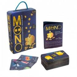 Настольная игра «Mono», большая , русская , в кор.18,7*12*4,5см