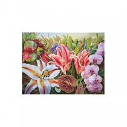 Картина по номерам  «Вальс цветов» 40*50 см, в коробке ТМ  Dreamtoys