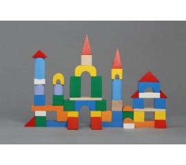 Строительный набор Строитель МАКСИ