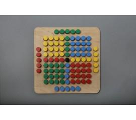 Мозайка 101 элемент