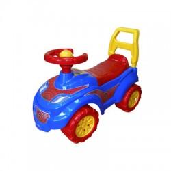 "Автомобиль для прогулок ""Спайдер"", 65*30*28см ТехноК (3077)"