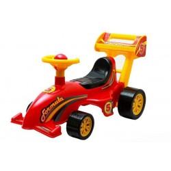 Автомобиль ТехноК для прогулок Формула Разноцветный (3084)
