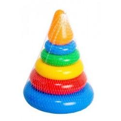 """Игрушка разв. """"Пирамидка"""" малая"""