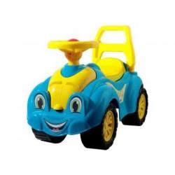 Автомобиль для прогулок голубой, 65*29*27см ТехноК (3510)