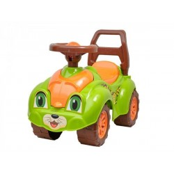 Автомобиль ТехноК для прогулок Разноцветный (3428)