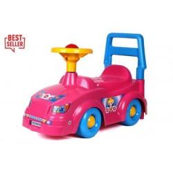 Автомобиль ТехноК для прогулок Разноцветный (3848)