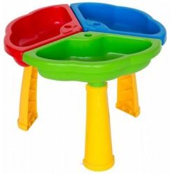 Игровой столик-песочница Wader (39481)