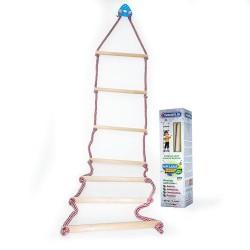 Лестница детская 7 ступенек, 130*31см MAXIMUS (5401)