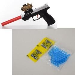 Пистолет 31см, водяные пули, пак.16*23*4см