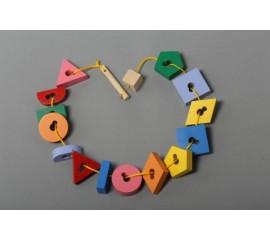 Шнуровка Ключ и формы