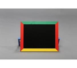 М403 Доска магнитная для рисования мелом и фломастером (настольная)