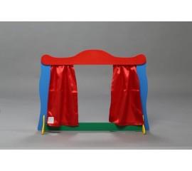 Кукольный театр - ширма (настольная)