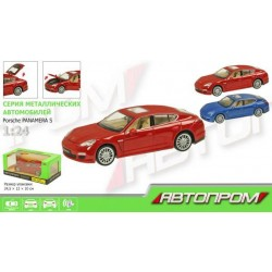 Машина AВТОПРОМ PORSCHE PANAMERA (68245A)
