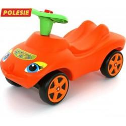 Каталка Полесье Мой любимый автомобиль со звуком 69х29х39 см Оранжевая (44600)