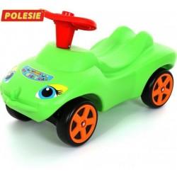 Каталка Полесье Мой любимый автомобиль со звуком 69х29х39 см Салатовая (44617)