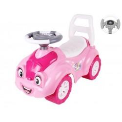 Автомобиль для прогулок ТехноК 67х29х46 см Розовый (6658)