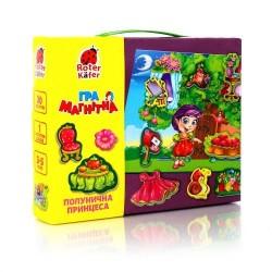 "Игра магнитная ""Полунична принцеса"" Vladi Toys (VT3703-03)"