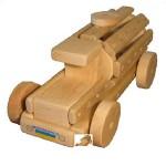 Конструкторы деревянные