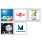 Игры Granna, Smart Games, Tackic, Abalone, Pentago