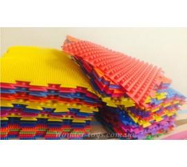 Ортопедический массажный коврик ОРТОДОН стандарт