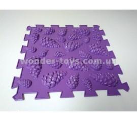 Ортопедический массажный коврик Орто-пазл